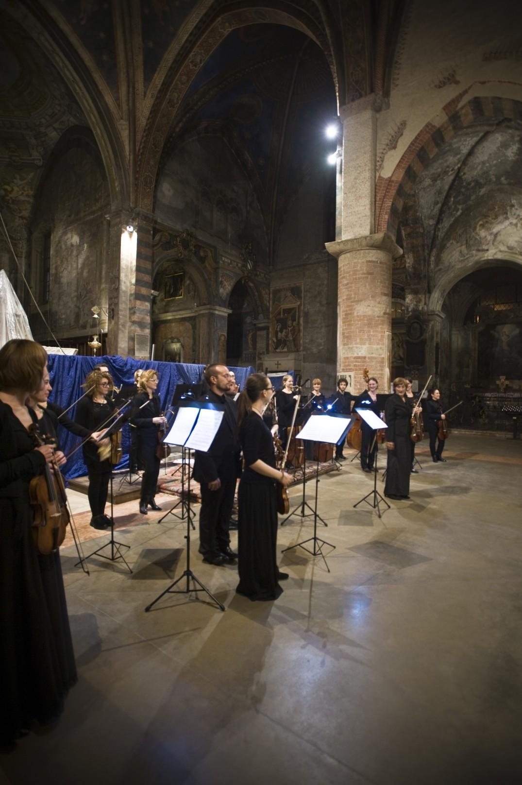 Lodi, Chiesa di San Francesco, 23.10.2014