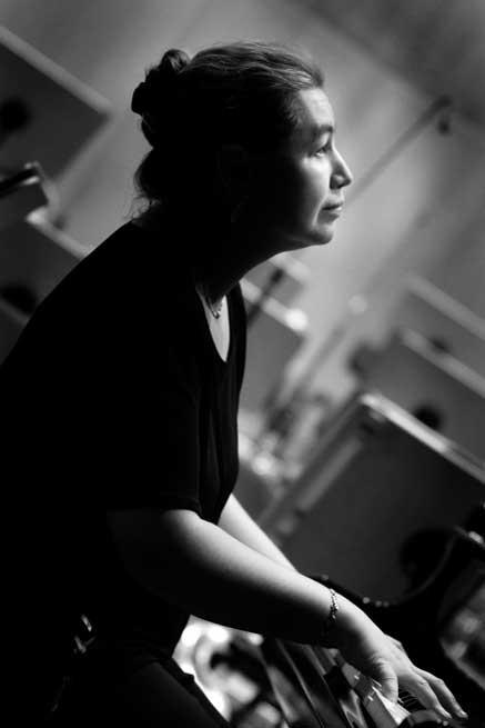 Lilya Zilberstein © Gregor Khuen Belasi