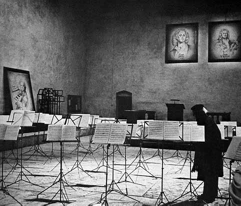Fellini, Prova d'Orchestra