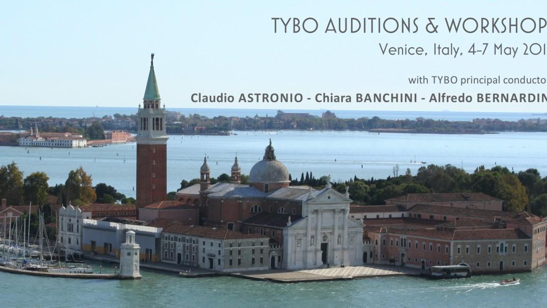 Workshops&auditions 2016 - Corsi e audizioni 2016