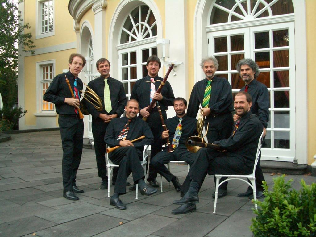 Ensemble Zefiro Alfredo Bernardini