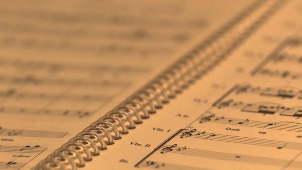 spartito musicologia ricerca
