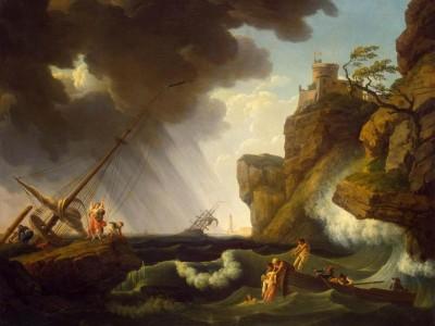 Claude-Joseph-Vernet-Shipwreck
