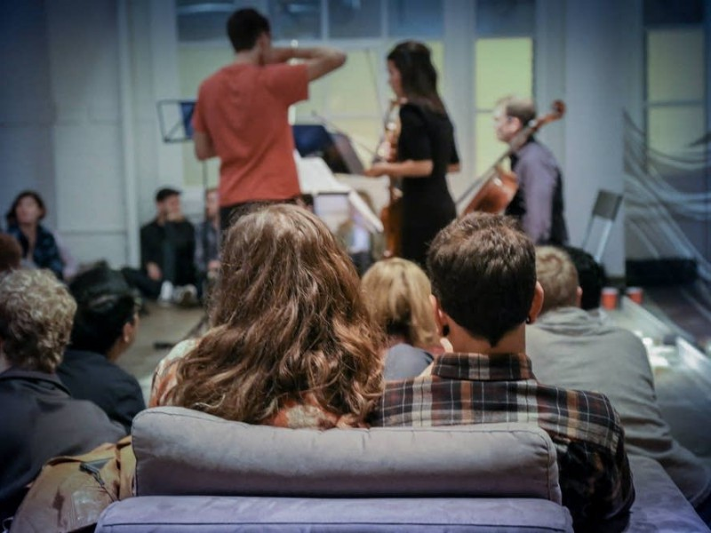 Groupmuse concerti nelle case
