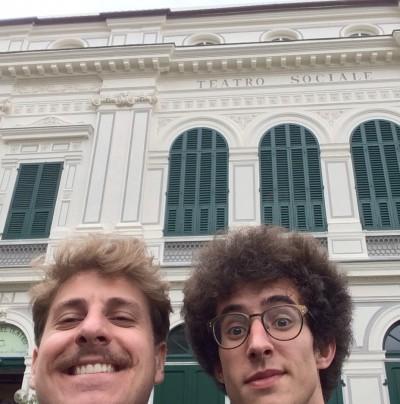 Eugenio Damasio & Andrea Massera