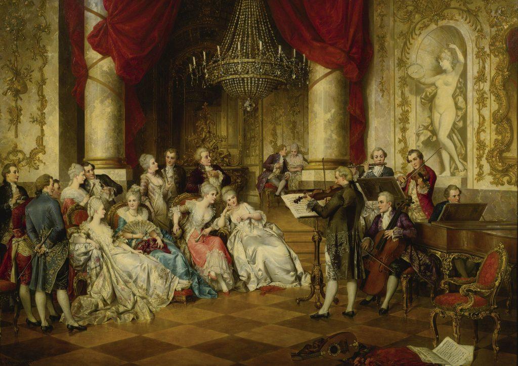 affinità nascoste nella musica di Mozart e Kraus
